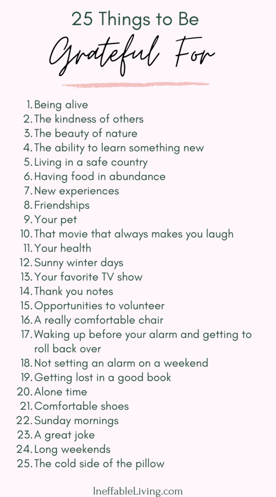 25-Things-to-Be-Grateful-For