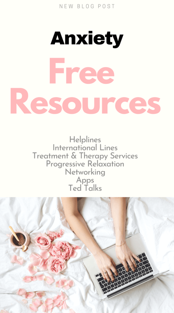 Anxiety Free Resources