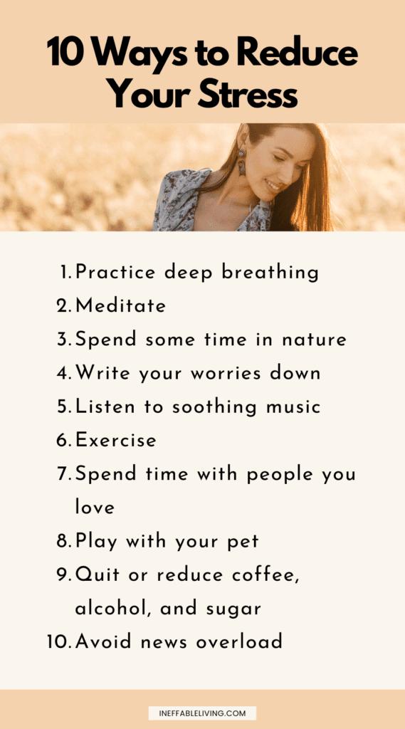 ways to reduce stress (5)
